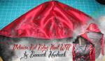 Victorian Red Riding Hood MiniPost10