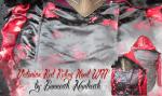 Victorian Red Riding Hood MiniPost13