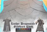 Leather Scaled Greybeard Cloak MiniPost04