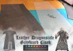 Leather Scaled Greybeard Cloak MiniPost05